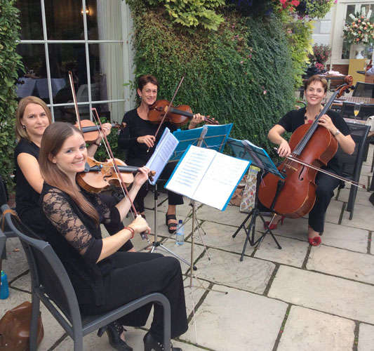 The Salisbury String Quartet