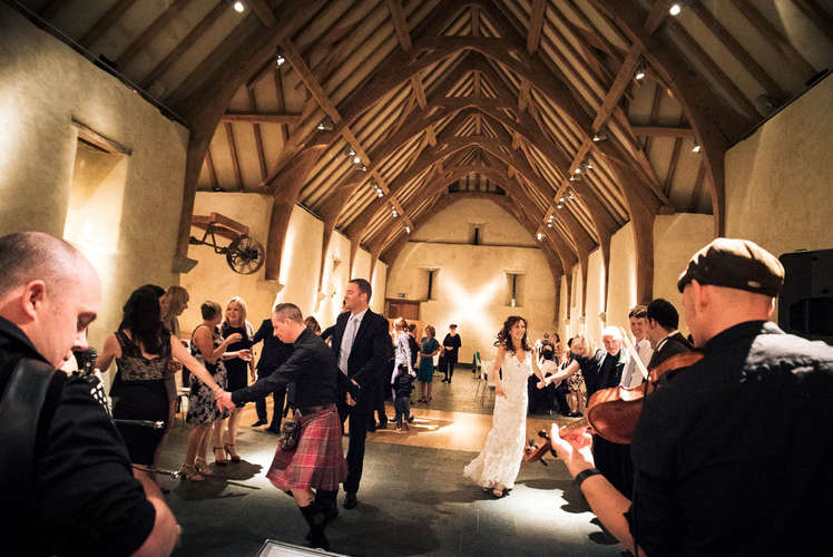 What is a Ceilidh Band?