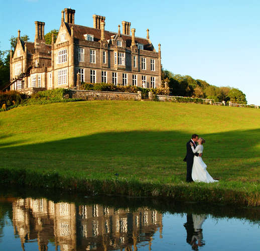 Five Stunning Wedding Venues in Devon and Cornwall