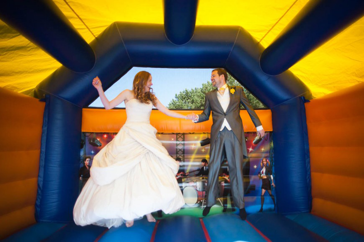 5 Unconventional Ideas for your Wedding Entertainment